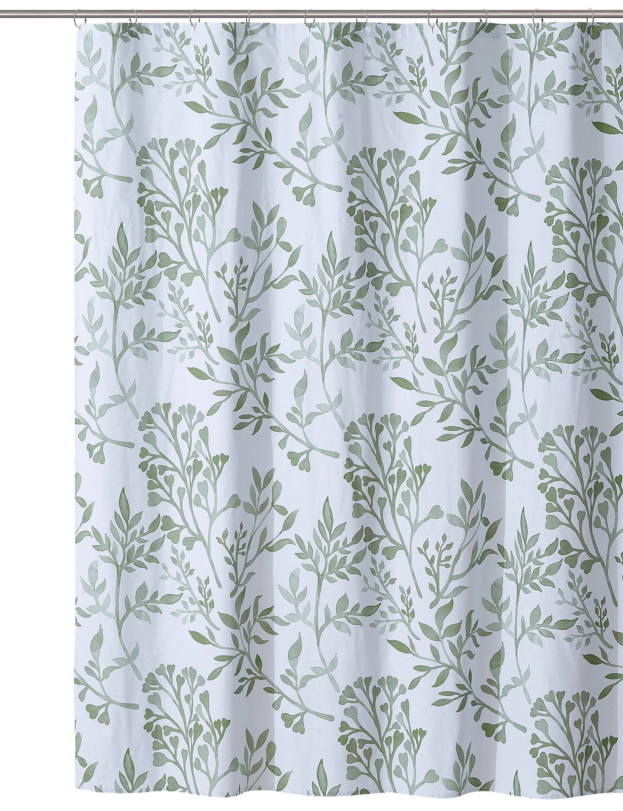 Copeland Single Shower Curtain