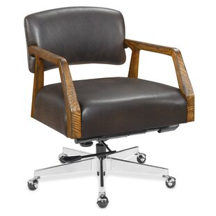 Hooker Furniture Mason Genuine Leather Office Chair