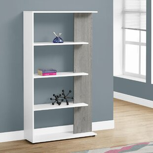 Buy clear Moor Standard Bookcase By Orren Ellis