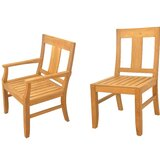 Kevon 7 Piece Teak Dining Set
