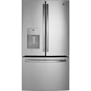 25.6 cu. ft. Energy Star® French Door Refrigerator by GE Appliances