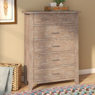 Loon Peak Crane 5 Drawer Chest