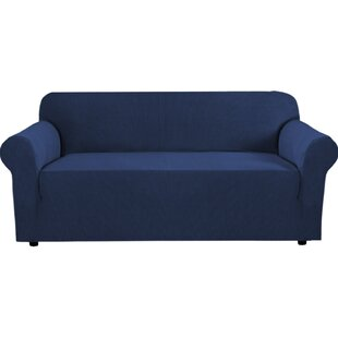 Cool Stretch Box Cushion Sofa Slipcover Dailytribune Chair Design For Home Dailytribuneorg