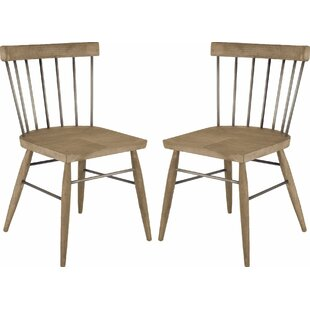 Aveza Solid Wood Dining Chair (Set of 2)