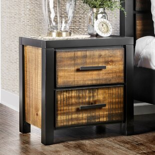 Trent Austin Design Pittson 2 Drawer Nightstand