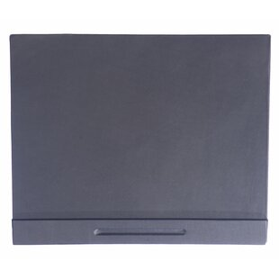 Red Barrel Studio Ballyclarc Genuine Leather Placemat Protective Desk Mat