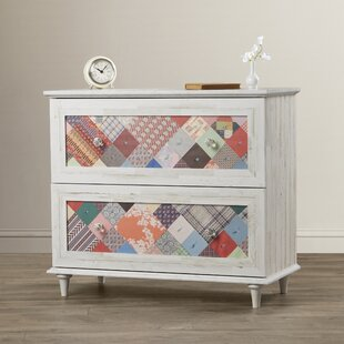 Venlo 2 Drawers Accent Chest By Bungalow Rose