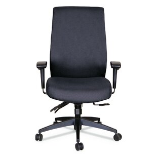 Otwell High-Back Multifunction Task Chair by Symple Stuff