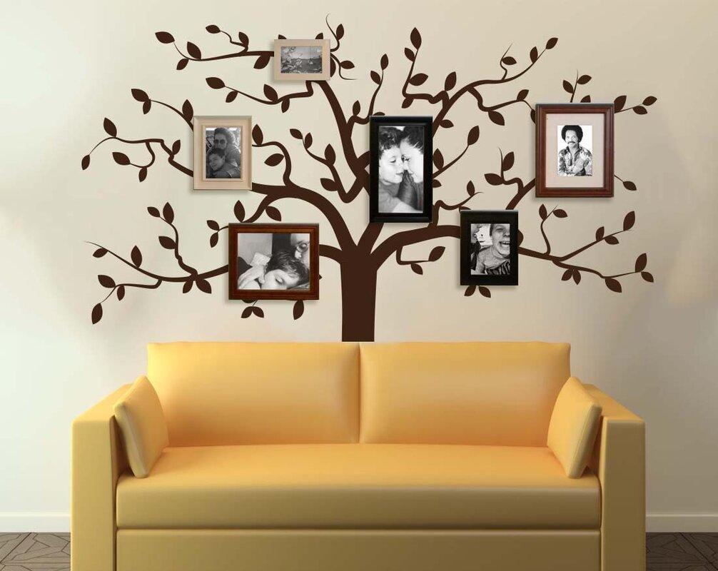 Family Tree Nursery Wall Decal