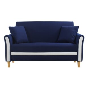 Modern Loveseat by Madison Home USA