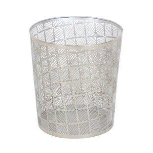 Cole & Grey Contemporary Classy Waste Basket