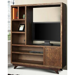 REZ Furniture Berlin Entertainment Center for TVs up to 60