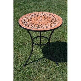 Ashlock Metal Bistro Table By Sol 72 Outdoor