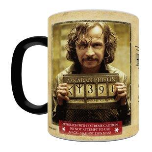 Harry Potter Sirius Black Heat Sensitive Coffee Mug