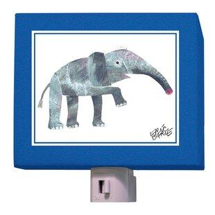 Oopsy Daisy Eric Carle's Baby Elephant Night Light