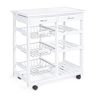 Calixta Serving Cart By Ebern Designs