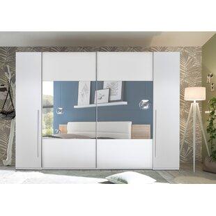 Ellen 4 Door Sliding Wardrobe By Ebern Designs