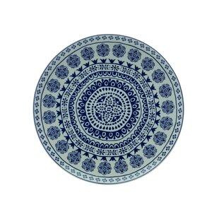 Blue Antico Round Platter