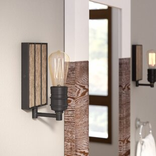 Looking for Desimone 1-Light Bath Sconce By Williston Forge