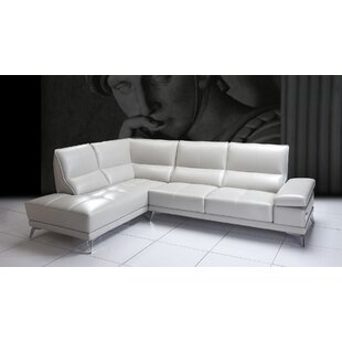Henry Street Leather Sectional