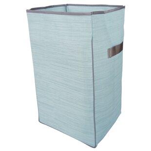 Latitude Run Foldable Laundry Hamper
