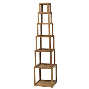 Cheyenne Stackable Etagere Bookcase by Crestview Collection Today Only Sale