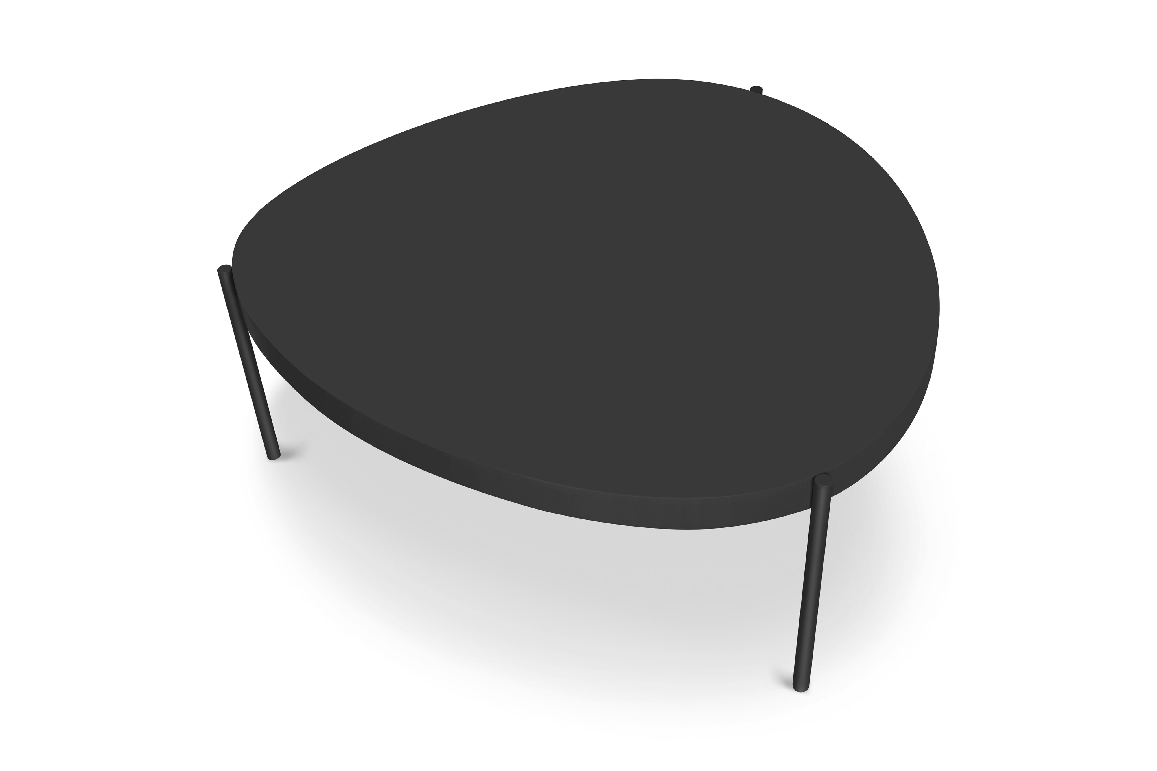 Excellent Mid Century Large Coffee Table Machost Co Dining Chair Design Ideas Machostcouk