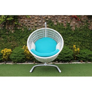 Cade Outdoor Swing Chair by Bungalow Rose