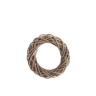 Rattan Wreath By Alpen Home