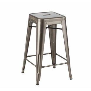 Dotsero Industrial 26 Metal Stool (Set of 4)
