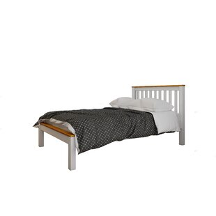 Livingon Bed Frame By Brambly Cottage