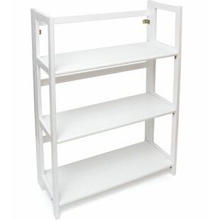 Nathan Folding Standard Bookcase Andover Mills