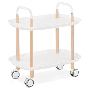 Bloomsdale Serving Cart By Ebern Designs