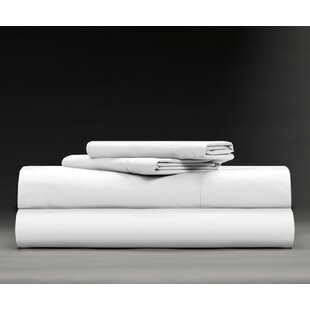 Isaiah Cool & Crisp 400 Thread Count 100% Cotton Sheet Set