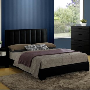 Moderno Upholstered Platform Bed by Wildon Home�