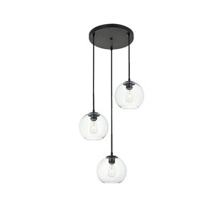 Wrought Studio Eller 3-Lig..