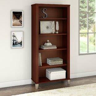 Kirchoff 5 Shelf Standard Bookcase