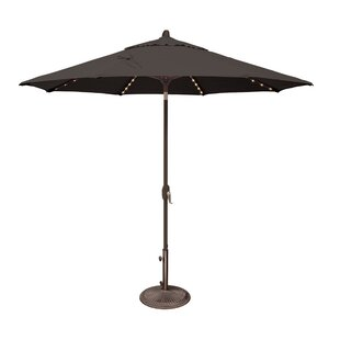 Lanai 9' Lighted Umbrella