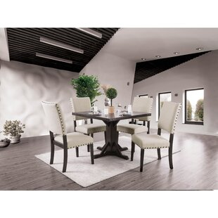Sarahi 5 Piece Dining Set Read Reviews