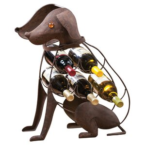 Amie Wine Rack by Evergreen Enterprises, Inc