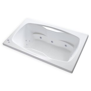 Carver Tubs Hygienic Aqua Massage 72