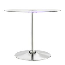 Modern Round Pedestal Dining Table modern pedestal dining + kitchen tables | allmodern