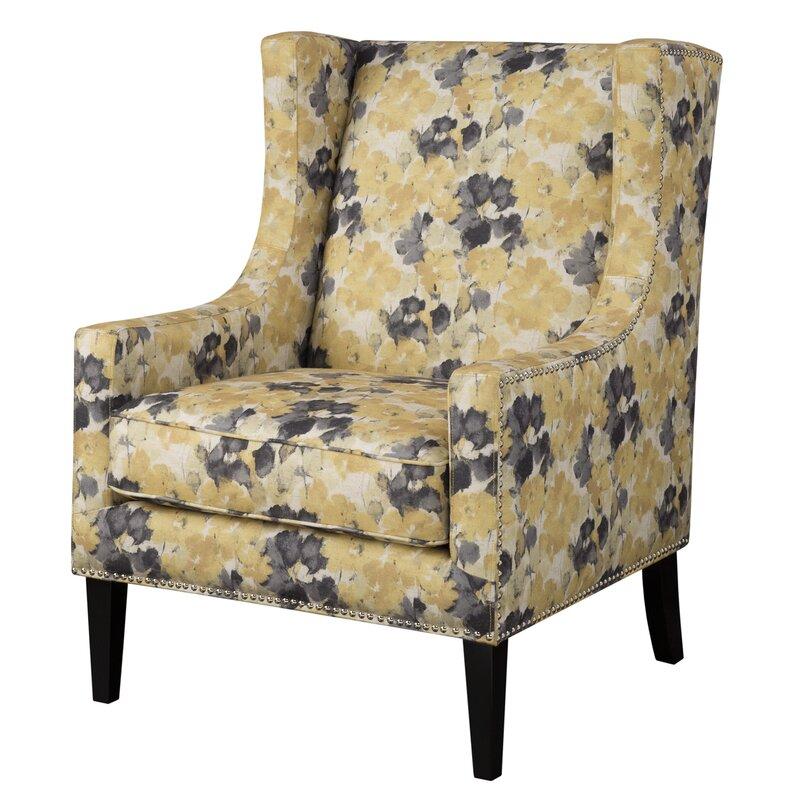 kapelle wingback chair
