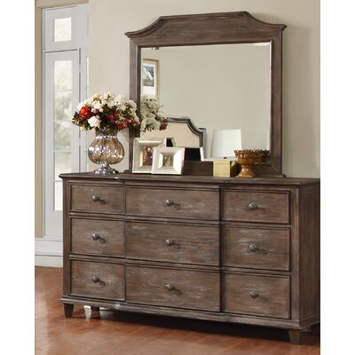 Baston 9 Drawer Dresser by Darby Home Co