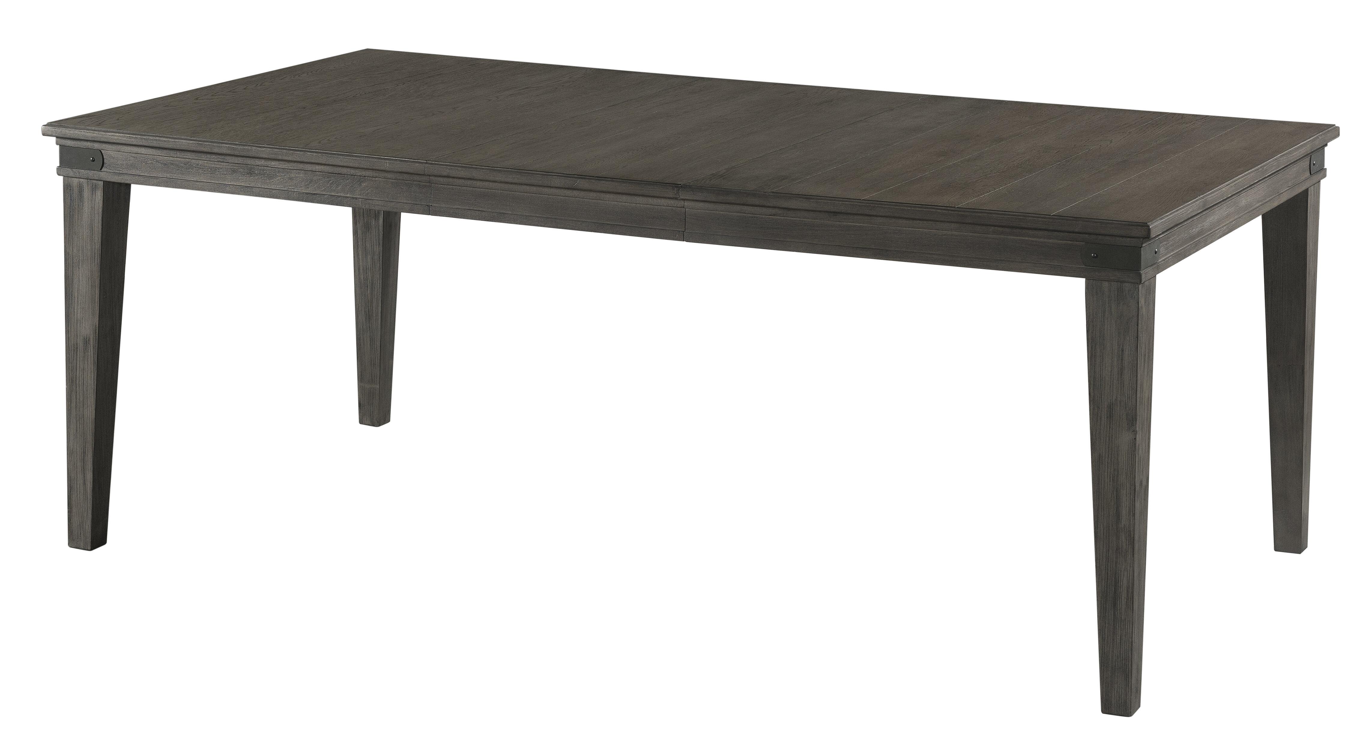 Alcott Hill Padiham Extendable Solid Wood Dining Table Wayfair