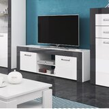 Borgella TV Stand for TVs up to 70 by Latitude Run®