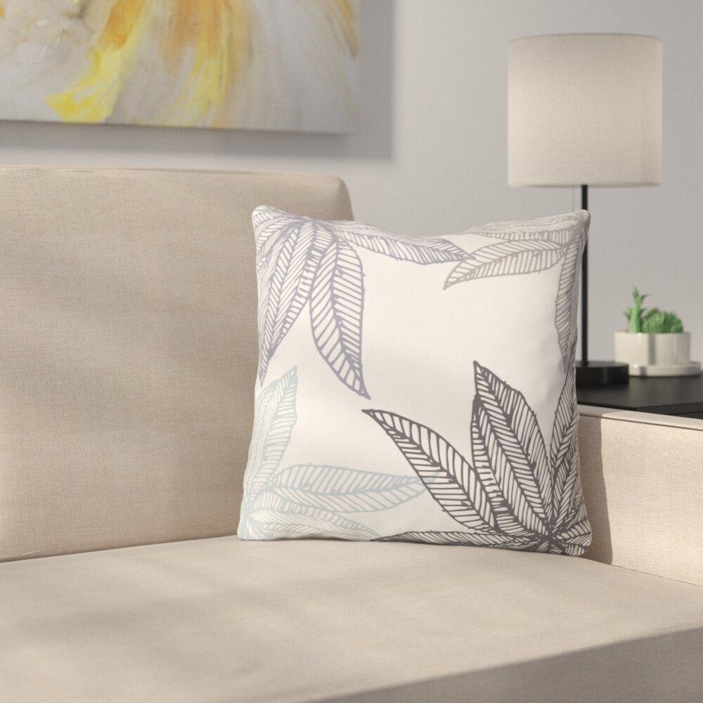 East Urban Home Camilla Foss Throw Pillow Wayfair