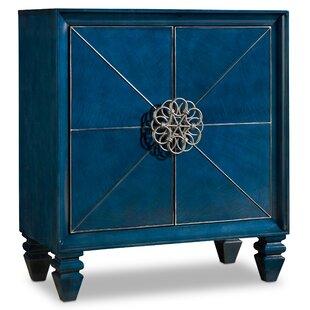 Best Reviews Melange Spectrum 2 Door Accent Cabinet ByHooker Furniture
