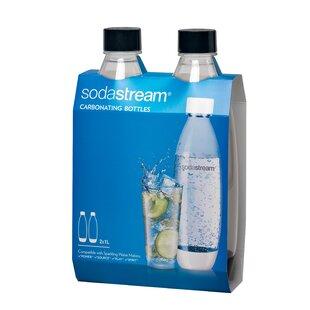 1 Liter Carbonating Bottle (Set of 2)