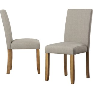 Ringgold Upholstered Parsons Chair (Set of 2)